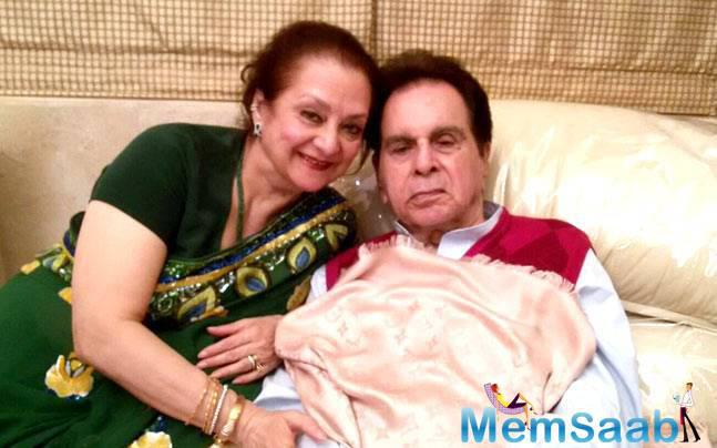 Saira Banu's prayers fulfilled, we hope her family is now relaxed