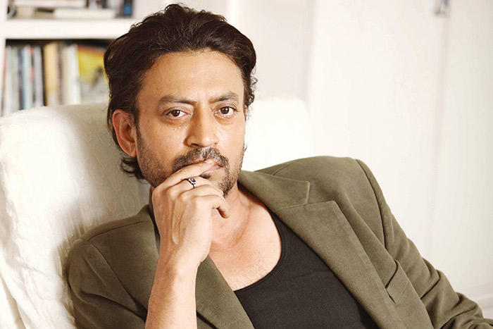 Irrfan Khan, who made his international debut with the Indo-British filmmaker Asif Kapadia's film The Warrior in 2006