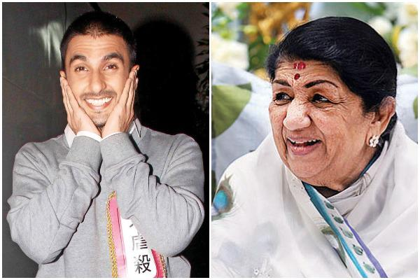 Lata confirms it and said, 'Ranveer is a very good actor and seems to be a very positive human being. He spreads happiness wherever he goes. We are happy to give this annual award, named after our father, to Ranveer.'