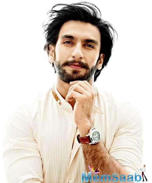 A report has come on the air that superstar Ranveer Singh is chosen for the Pandit Dinanath Mangeshkar award.