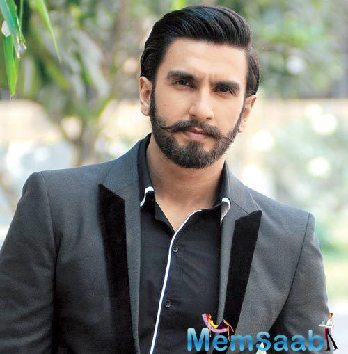 This year the Pandit Dinanath Mangeshkar award will be given to Ranveer Singh at a function to be held in Pune.