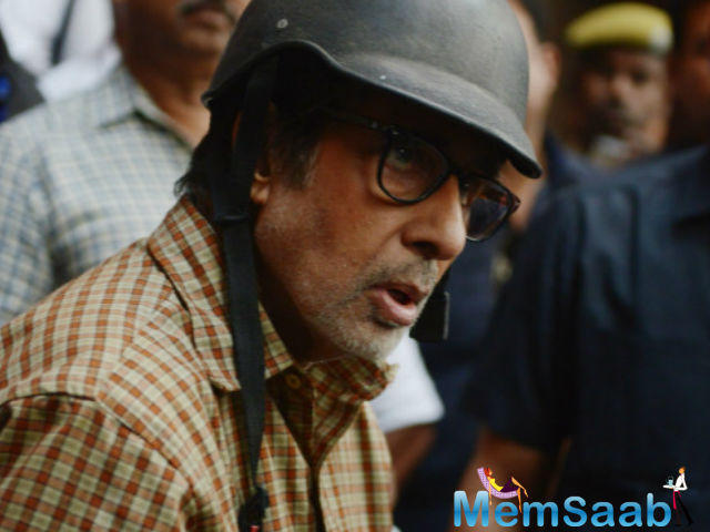Amitabh Bachchan, who was last seen on action thriller film 'Wazir' by director Bejoy Nambiar, will next be seen in debutant director Ribhu Dasgupta's 'Te3N'.