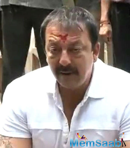 Sanjay Dutt revealed at a press meet when he was in jail, he was written 500 poems, and now he want's to convert these poems as a book.