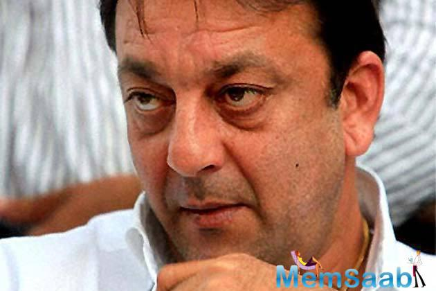 Sanjay Dutt was released Thursday after completing his five-year prison sentence for illegal weapons possession in a case.