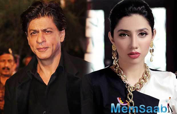 Shah Rukh Khan will be romancing actress Mahira in the film, which also marks her debut in Bollywood.