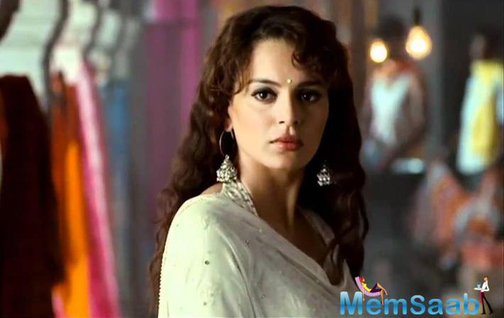 Kangana Ranaut also said that she will begin working with Mehta soon for a new film.
