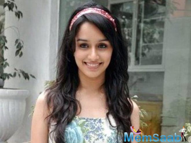Shraddha is to be the only name from Bollywood in the list, which also features names like cricketer Virat Kohli and international actor Liam Hemsworth.