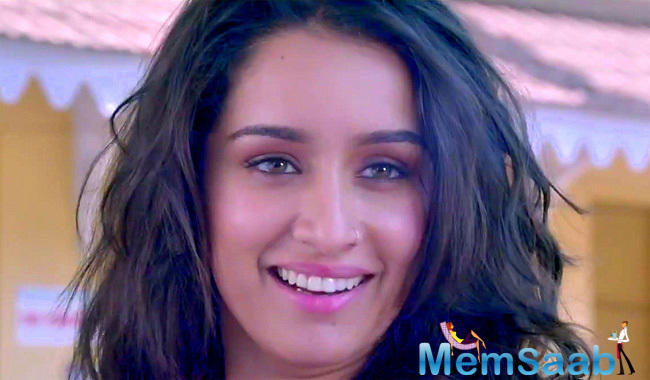 Shraddha has earlier ranked 57th on the 2015 Forbes Indian Celebrity 100 with annual earnings of $1.3 million.