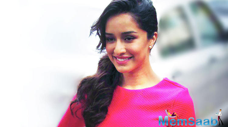 Shraddha Kapoor Finds Spot On Forbes 30 Under 30 Asia List, said she is humbled and it comes as a motivating factor for her to push the envelope