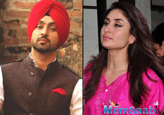 """In the upcoming film """"Udta Punjab"""", Bollywood star Kareena Kapoor Khan will put on the simple look of a doctor."""