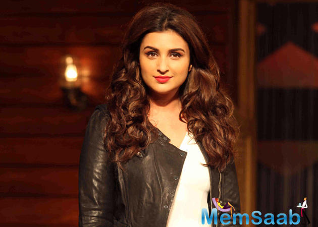 Parineeti Chopra, who trusts being a celebrity puts her in a privileged position, says she still has a long way to go to be as fit as she wants to be.