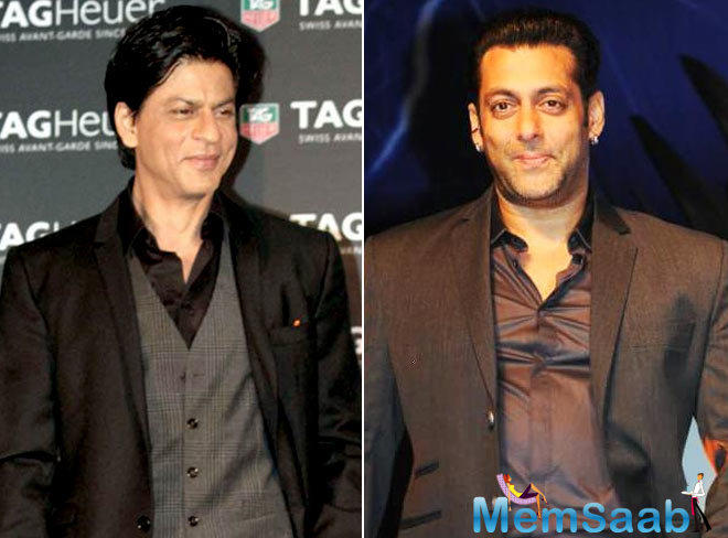 Nevertheless, even if it's just for professional sake, we can't stop loving our Karan-Arjun! How about you guys.