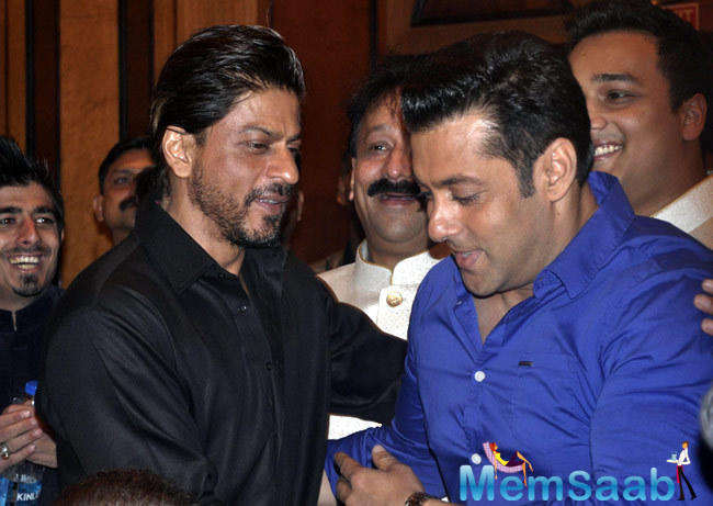But now they have a reason to hold a grouse against one another. Both their films (Sultan and Raees) are releasing on the same day and neither of them is ready to opt out of the race.', revealed the source.