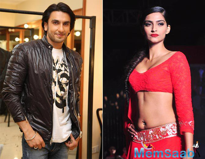 When asked about her dad's biopic, Sonam told a leading daily that making a film of my dad's life was a very good idea. And wishes to Ranveer Singh should be cast for it.