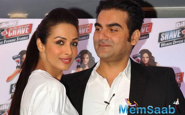 Now Arbaaz made it clear that he would never let go of Malaika. He said, She is very precious and dear to me. I love her more than anything else in the world. I'm afraid of losing her now'.