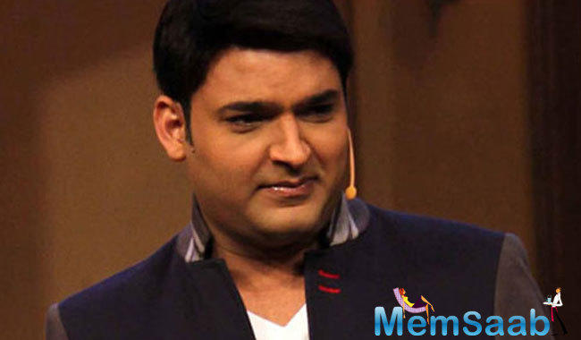Kapil Sharma is said to be busy basking in all the success. It's said that apart from a lot of appreciation the stand-up comedian is also been receiving a lot of film offers.