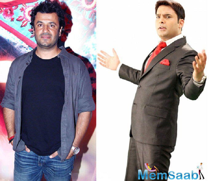 As per the report  Now Kapil Sharma is likely to team up with Queen and Shaandaar filmmaker Vikas Bahl for a movie.