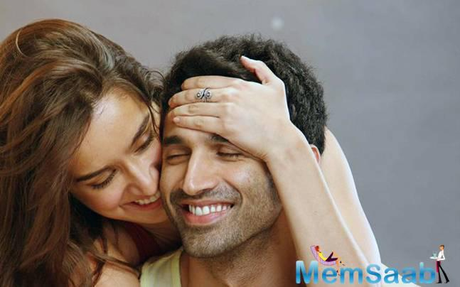 In the year 2013, Aditya  and Shraddha  took the nation by storm with their chemistry in Aashiqui 2. And three years after the romantic saga, the on-screen Jodi is back with another romantic film OK Jaanu.