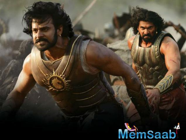 Baahubali has grossed Rs 600 Crore worldwide and created many records, now it's gearing up for the second part of the sequel, which will be released next year April.