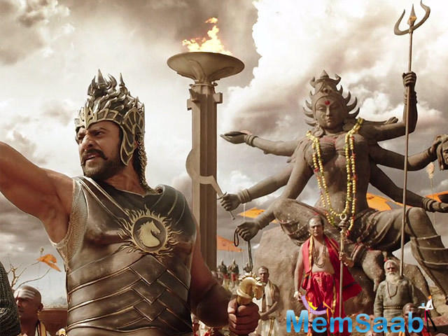 It will star the original cast of Prabhas, Rana Dagubatti, Anushka Shetty, Tamannaah and Sathyaraj.