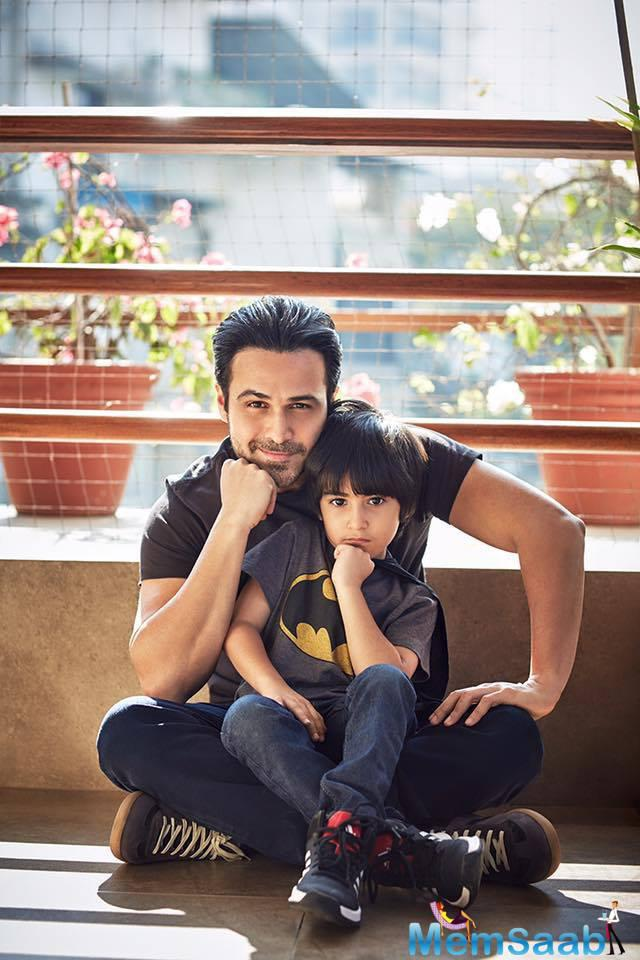 Emraan Hashmi currently busy with his upcoming movie Raaz franchise, announced on Facebook, The that his book will launch on March 20 in Delhi.