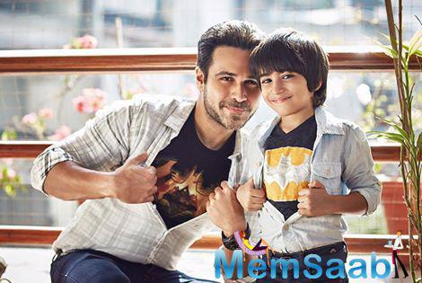 Emraan Hashmi, who has penned down his struggle around his son Ayan's cancer treatment in a book titled 'The Kiss of Life: How A Super Hero and My Son Defeated Cancer', will launch soon.