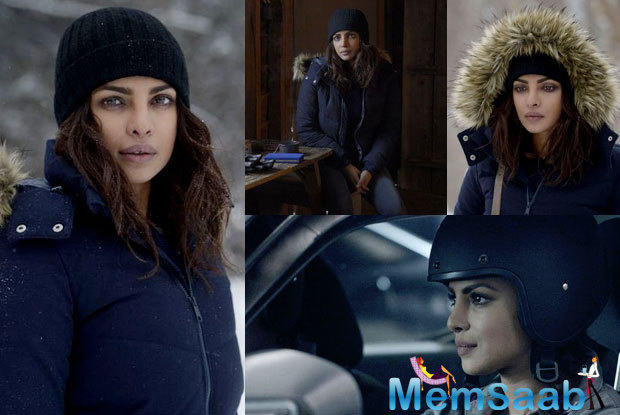 Yesterday we gave a news about Priyanka's Shot for 'Baywatch', have a look, where Priyanka Chopra shot for  Quantico's 14th Episode.