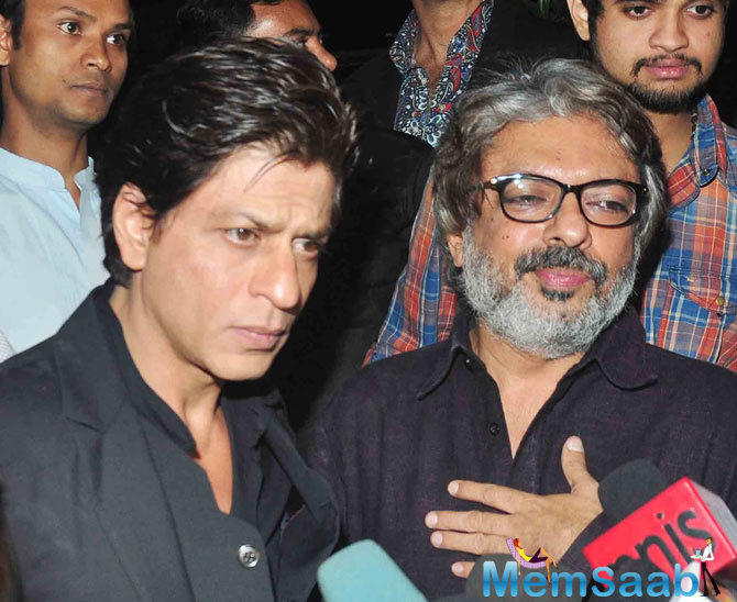 Reportedly , Shah Rukh Khan and Sanjay Leela Bhansali  to collaborate again for a movie, which is touted to go on floors in 2016.