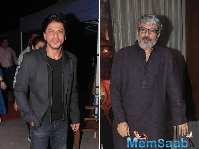 So, these gossips will expected to SRK and SLB will be an announcement soon for a movie.