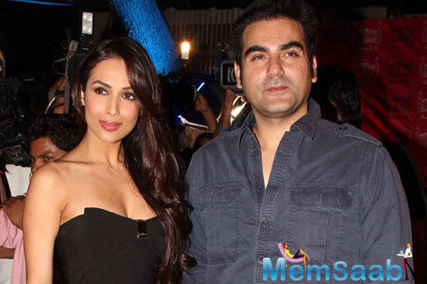 Arbaaz Khan decided to close all those nasty divorce rumours by taking his wife Malaika Arora Khan, sister-in-law Amrita Arora and mother-in-law Joyce out to dine at a plush restaurant in Bandra.