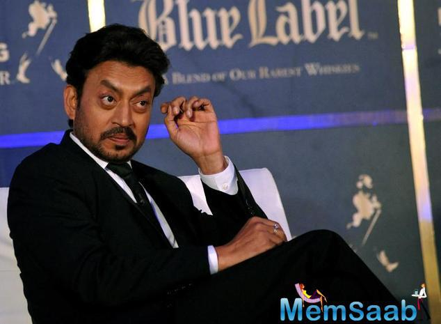 Irrfan Khan, who has recently completed a decade in Hollywood, has roped in an international project 'No Bed of Roses'.