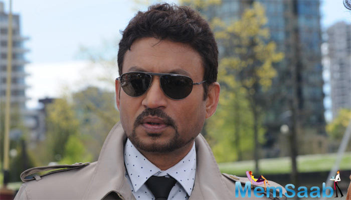 Irrfan's production company IK will be co-producing the film, Earlier on, Irrfan had produced 'Kaash' with Mira Nair that was directed by Ishaan Nair.