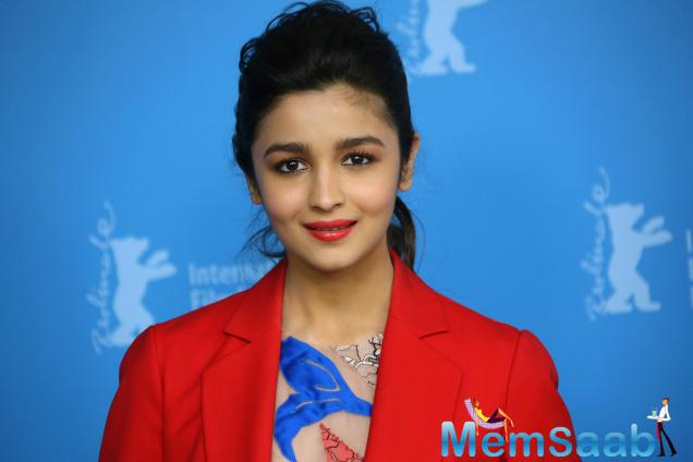 The 'Highway' actress Alia will be soon seen in Shakun Batra's directorial 'Kapoor and Sons' that is scheduled to release on March 18, 2016.