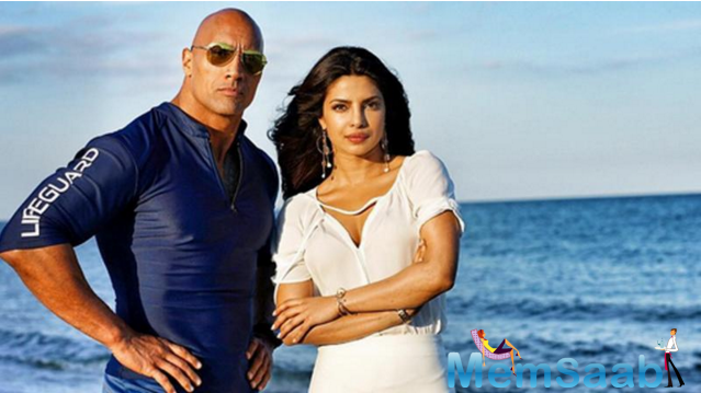 Priyanka Chopra freshly shot a few scenes for her second Hollywood film 'Baywatch', where she will play the part of Victoria Leeds.
