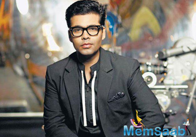 Karan Johar  is returning to the director's chair with this film after a gap of three years.