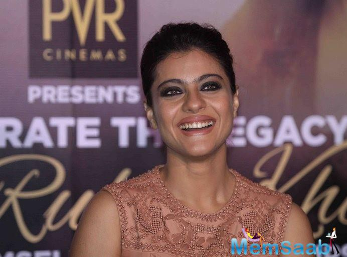In Karan's last outing, film 'Student Of The Year', Kajol was seen shaking a leg in the 'Disco Deewane' track for mere 10 seconds.