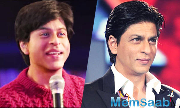 """The report says, """"SRK has been juggling between voice modulations for the dubbing of Fan."""