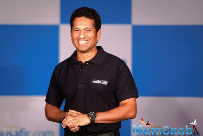 The survey, titled The Brand Trust Report, India Study 2016, puts Sachin Tendulkar in the third position.