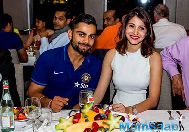 Let's see, is that possible for Virat and Anushka getting back together soon or not