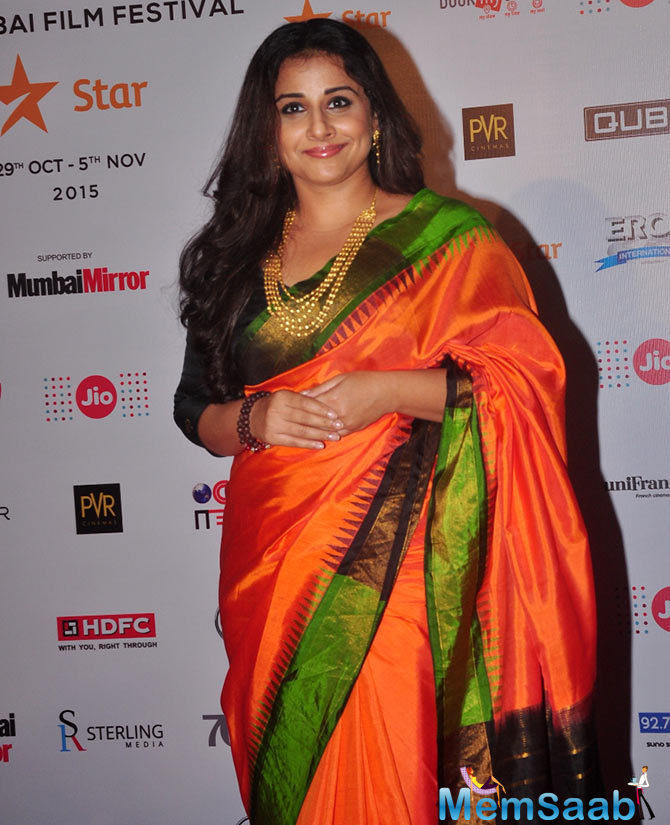 Vidya Balan has proved her metal in acting and has given excellent performances in movies like Pa, The Dirty Picture, Hamari Adhuri Kahani, Kahaani and many more.