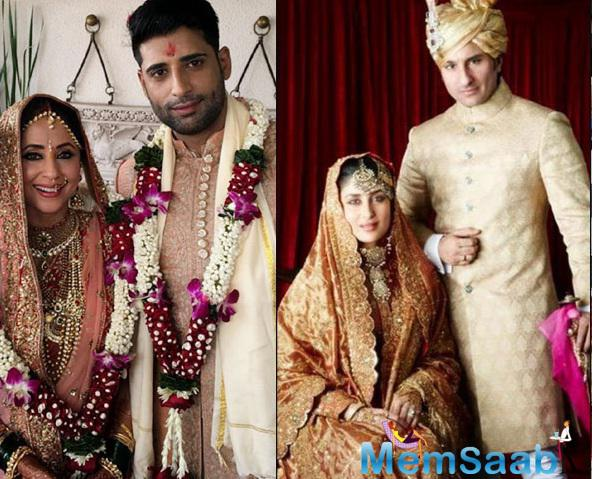 Bollywood celebrities today, are in no rush to tie the knot. Preity Zinta's and Urmila Matondkar secret weddings in the news all this week