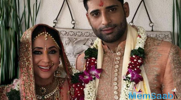 Urmila Matondkar surprised fans by announcing her wedding to businessman-model Mohsin Akhtar Mir on Thursday afternoon.