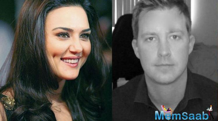Veer-Zaara star  Preity Zinta, who tied the knot with longtime love Gene Goodenough, early this week, did so at the age of 41.
