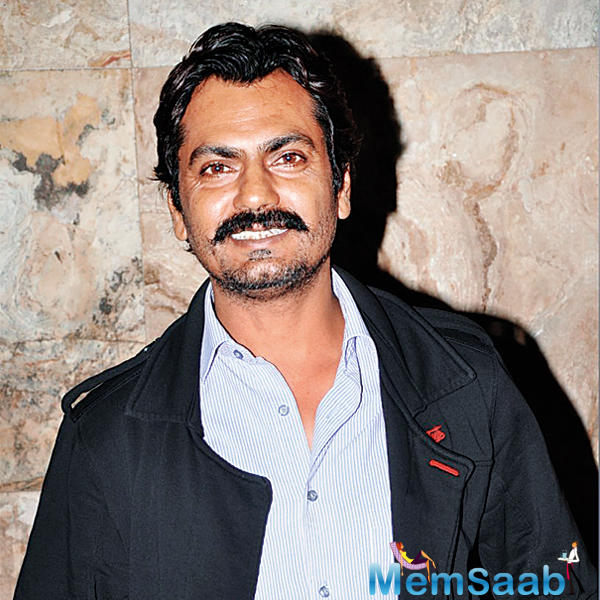 Nawazuddin, who has had stellar performances in films,  is conscious of people's heightened -expectations of him.