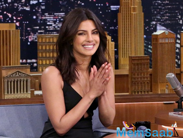The former Miss World Priyanka rose to international fame with last year's ABC thriller 'Quantico', which has been now renewed for a second season.