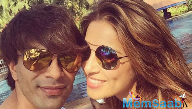 Actress Bipasha Basu, rumors about whose engagement with alleged boyfriend Karan Singh Grover have been doing the circles.