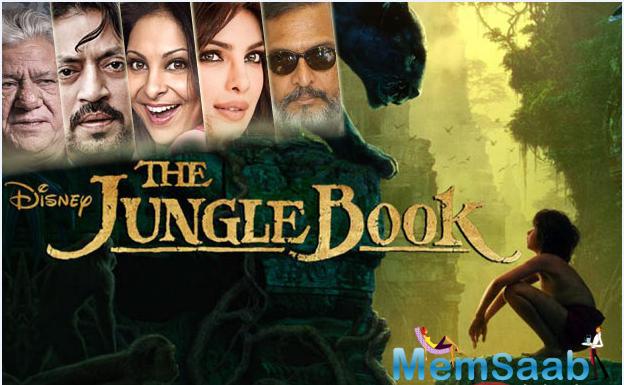Actors Irrfan Khan, Priyanka Chopra, Nana Patekar, Shefali Shah and Om Puri will voice the characters of Hollywood movie The Jungle Book for its Hindi dubbed version.