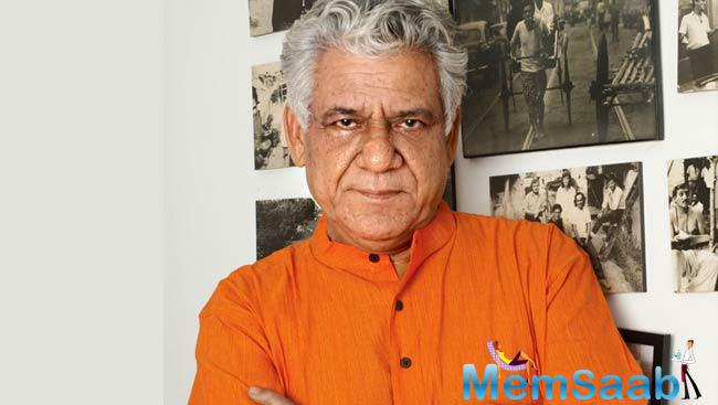 Veteran actor Om Puri, who has been often honored for his performances in India and abroad, will lend his voice to Bagheera, the Black Panther.