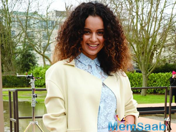 According to box office India, after seeing 'Aligarh' taste the dust at the box office, Kangana Ranaut  is no longer sure about Hansal Mehta's upcoming film 'Simran'.