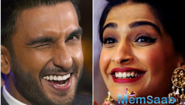 A few day ago, Sonam Had a wish that Ranveer plays the Anil Kapoor on her Dad's biopic, now Anil Kapoor wants to Sonam and Ranveer do something special onscreen.
